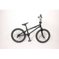 "Bmx flat AUTUM BIKES Stay Hungry flatland 18.7"" black"