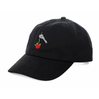 Casquette SUBROSA Under The Rose black