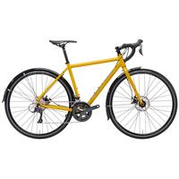 Vélo gravel KONA Rove DL Gloss mustard 2018