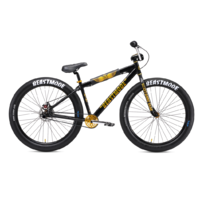 Bmx SE BIKES Beast Mode Ripper 27,5+ black 2018