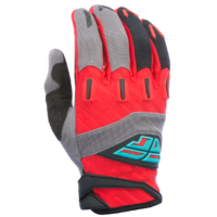 Gants FLY RACING F-16 red/black 2017