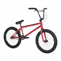 "Bmx SUBROSA Salvador XL 21"" Satin red luster"