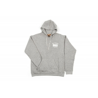 Sweat capuche BSD Established heather grey