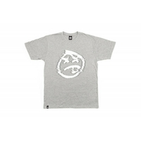 Tee shirt BSD Glitch heather grey