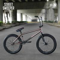 "Bmx SUNDAY StreetSweeper 20.75"" RHD trans rose gold 2018"
