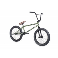 "Bmx CULT Devotion B Green Patina 21"" 2018"