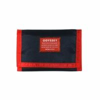 Wallet ODYSSEY Vagabon navy/red