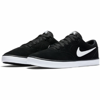 Shoes NIKE SB Check Solar black/white
