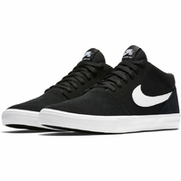 Shoes NIKE SB Portmore II Solar mid black/white