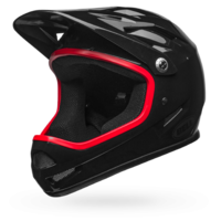 Casque BELL Sanction black/Hibiscus