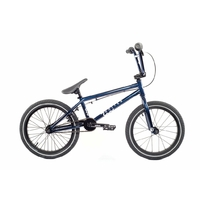 "Bmx UNITED Recruit 18"" gloss black/blue speckle 2018"