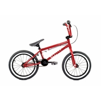 "Bmx UNITED Recruit 16"" gloss burgundy 2018"