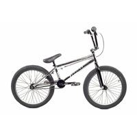 "Bmx UNITED Recruit JR 18.5"" chrome 2018"