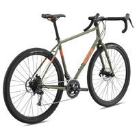 Vélo gravel BREEZER Radar Expert satin army 2018