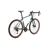Vélo gravel BREEZER Radar Pro midnight green 2018