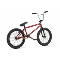 "Bmx WETHEPEOPLE Crysis 20.5"" ou 21"" metallic red 2018"