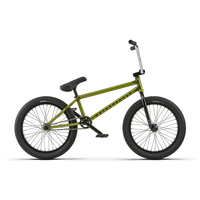 "Bmx WETHEPEOPLE Trust freecoaster 20.75"" trans lime green 2018"