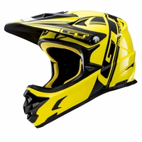 Casque GT Fury yellow