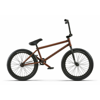 "Bmx WETHEPEOPLE Zodiac LHD freecoaster 20.75"" trans brown 2018"