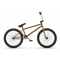 "Bmx WETHEPEOPLE Audio 22"" black chrome 2018"