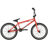 Bmx HARO Downtown DLX 20.3 bright red 2017