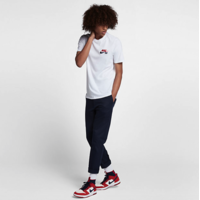 Tee shirt NIKE SB Futura white