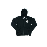 Zipper capuche FEDERAL Logo black