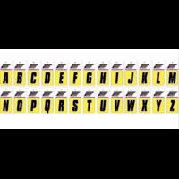 Lettre de plaque à numéros FORWARD (L'unité)