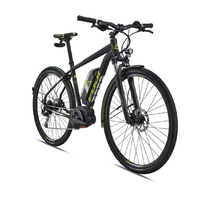 Vélo FUJI E-Traverse 1.3+ Satin black 2018