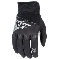 Gants FLY RACING F-16 black 2018