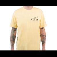 Tee shirt ECLAT Till Soup yellow