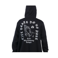 Sweat capuche ECLAT Till Death black