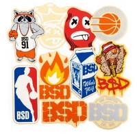 Stickers BSD pack 2018