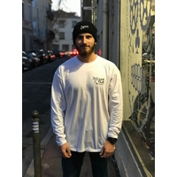 Tee shirt BMX AVENUE ML 10 ans white