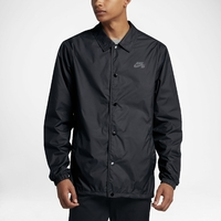 Veste NIKE SB Shield JKT Coaches black gris froid