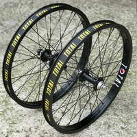 Paire de roues TALL ORDER Spitfire