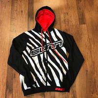 Zipper capuche SUNN Zebra