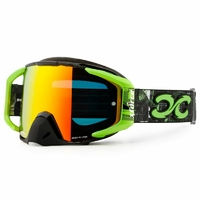 Masque XFORCE Assassin XL black/neon green