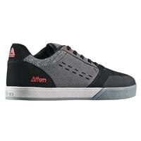 Shoes AFTON Keegan grey/red