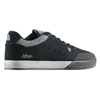 Shoes AFTON Keegan black/blue