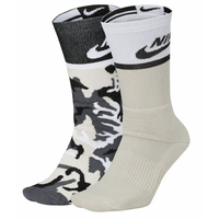 Chaussettes NIKE SB Energy crew multi color tan (2 paires)