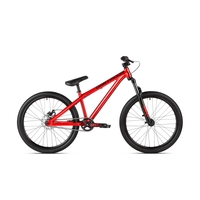 "VTT dirt DARTMOOR Gamer Red 24"" red devil"