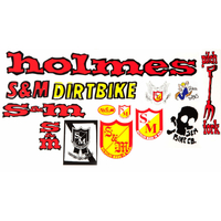 Stickers S&M 30 YEAR pack