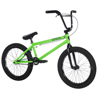 """Bmx SUBROSA Tiro 20.5"""" green série limitée"""