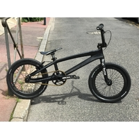 Bmx SPEEDCO Custom matte black pro XXL