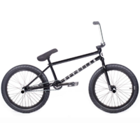 "Bmx CULT Devotion A 21"" black 2018"