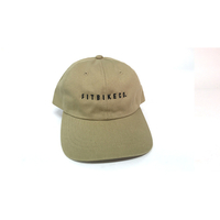 Casquette FIT BIKE Co Dad hat khaki