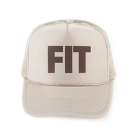 Casquette FIT BIKE Co Block Trucker