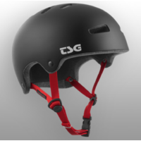 Casque TSG Superlight satin black