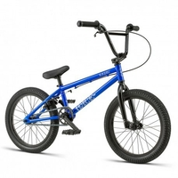 "Bmx RADIO BIKE Dice 18"" blue 2018"